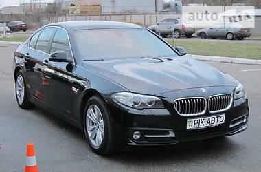 BMW 520 2016 в Львове