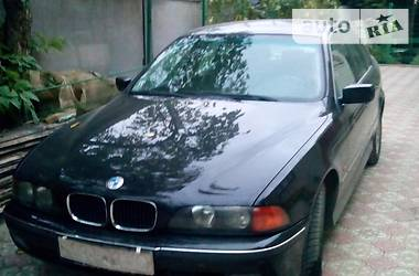 BMW 520 1998 в Луганске