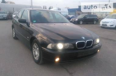 BMW 520 2002 в Львове