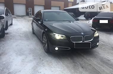 BMW 520 Modern 2013