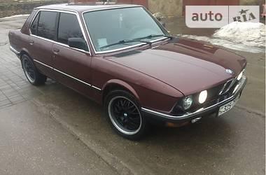 BMW 520 1983