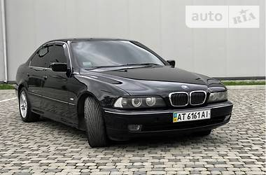 BMW 520 LUXURY 2000