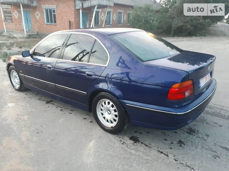 BMW 520 1997 в Рокитном