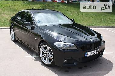 BMW 520 2013 в Житомире