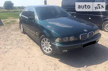 BMW 520 1999 в Новомосковске