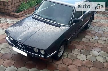 BMW 520 1986 в Одессе