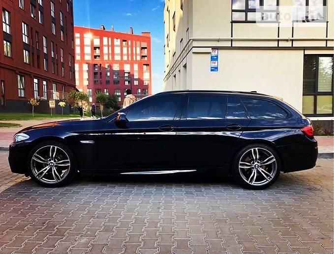 BMW 5 серия 2012 года в Ровно