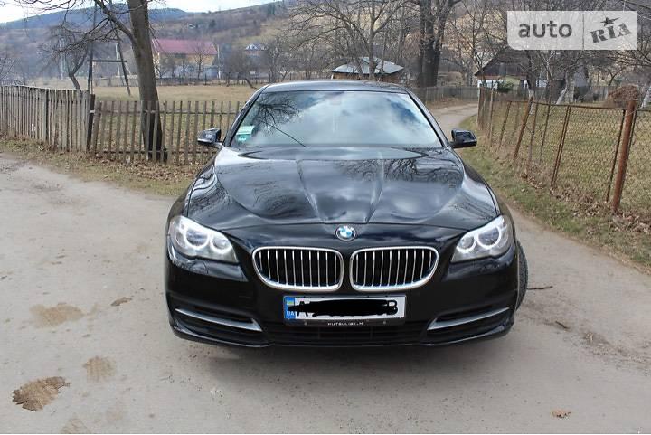BMW 5 серия 2014 года в Ивано-Франковске