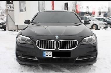 BMW 520 2015 в Львове