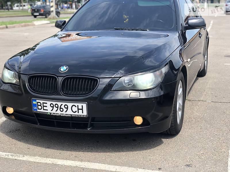 BMW 5 серия 2004 року в Миколаїві