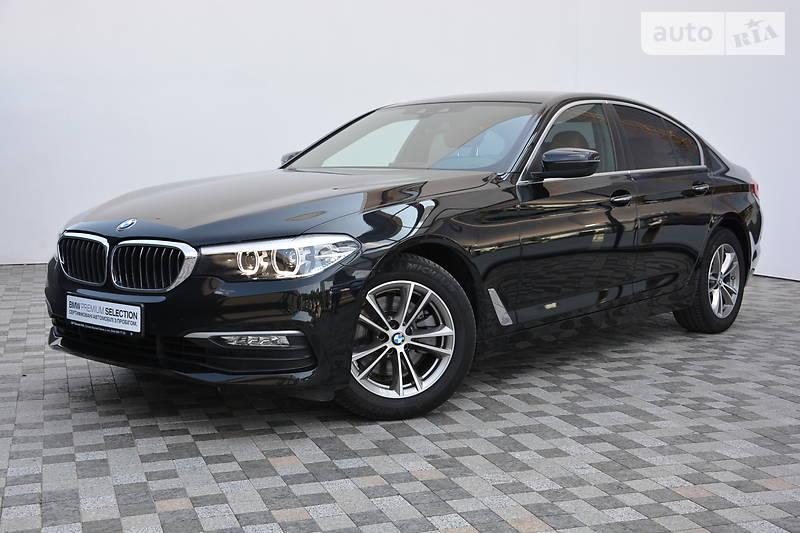 BMW 5 серия 2017 года в Киеве