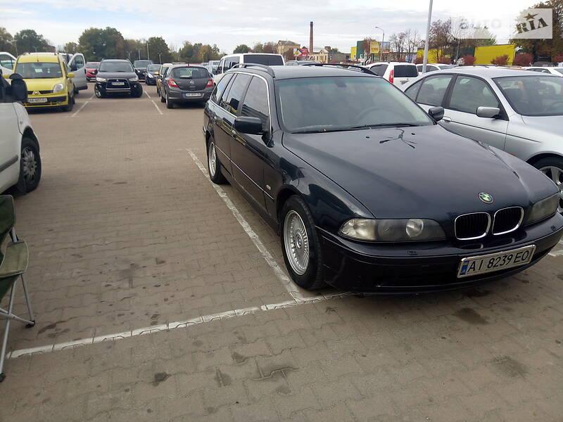 BMW 520 2001 в Броварах