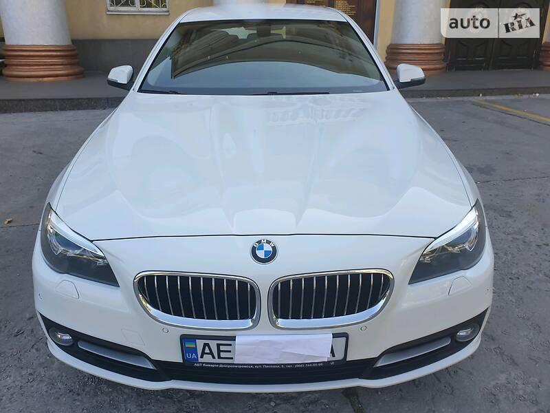 BMW 520 2016 в Каменском