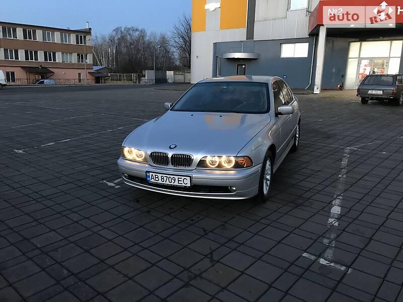 BMW 520 2001 в Виннице