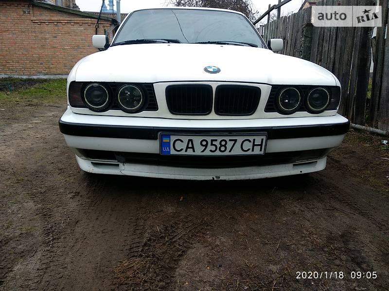 BMW 520 1989 в Киеве