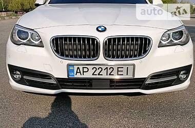 BMW 520 2014 в Запорожье