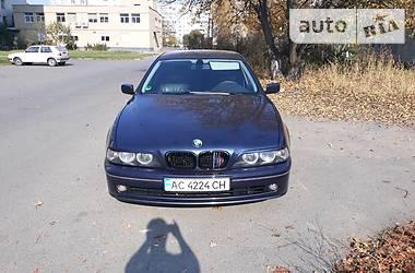 BMW 520 2002 в Луцке