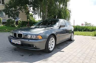 BMW 520 2003 в Черновцах