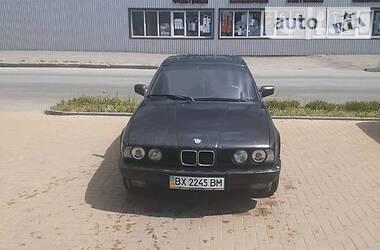 BMW 520 1991 в Хмельницком