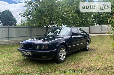 BMW 520 1994 в Черновцах