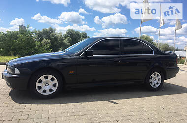 BMW 520 1997 в Черновцах