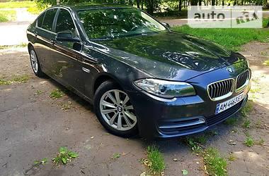 BMW 520 2015 в Житомире
