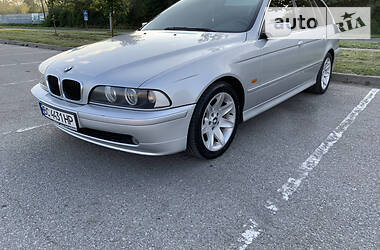 BMW 520 2001 в Львове