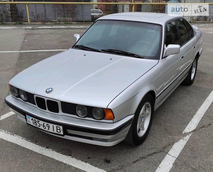 BMW 520 1989 в Ивано-Франковске