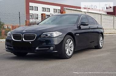 BMW 520 2015 в Харькове