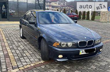 BMW 520 2001 в Иршаве