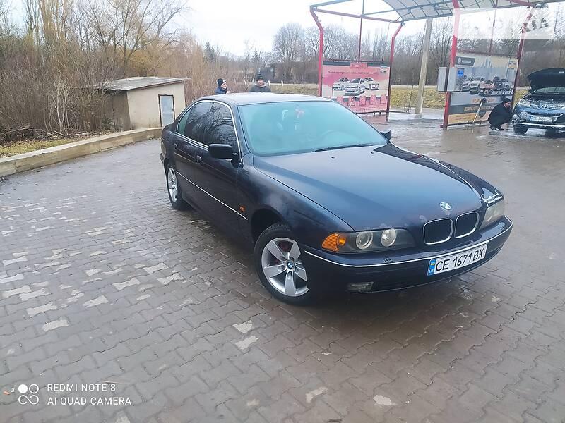 Седан BMW 520 1998 в Кельменцях