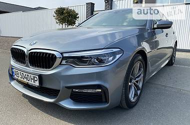 BMW 520 2018 в Киеве
