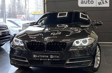 Седан BMW 520 2015 в Одессе