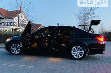 Седан BMW 520 2013 в Одессе