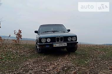 BMW 520 1984 в Летичеве