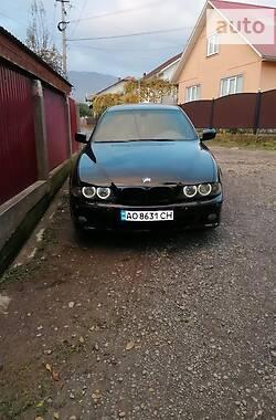 BMW 520 2002 в Тячеве