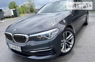BMW 520 2017 в Днепре