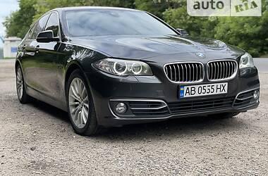 Седан BMW 520 2014 в Могилев-Подольске