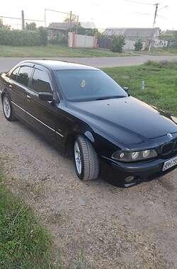 Седан BMW 520 1997 в Одессе