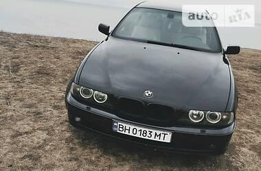 Седан BMW 520 2001 в Белгороде-Днестровском
