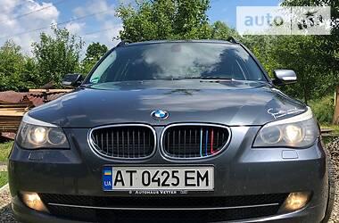 Универсал BMW 520 2008 в Ивано-Франковске