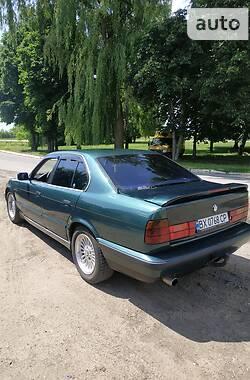 Седан BMW 520 1990 в Хмельницком