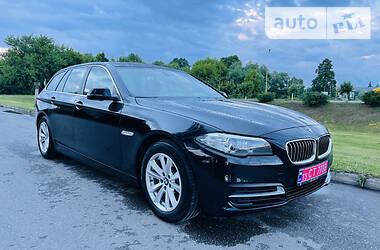 Универсал BMW 520 2014 в Бродах