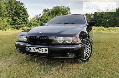 Седан BMW 520 1999 в Тернополе