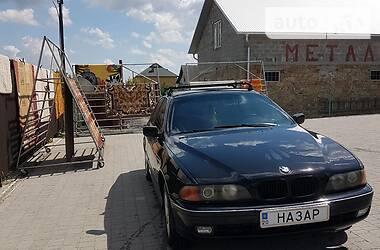 Седан BMW 520 1996 в