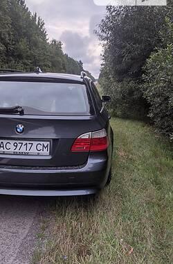 Универсал BMW 520 2009 в Киеве