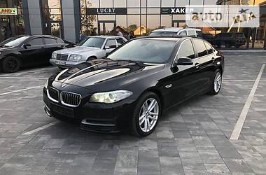 Седан BMW 520 2013 в Рокитному