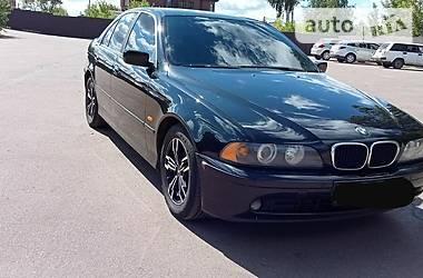 Седан BMW 520 2001 в Сумах