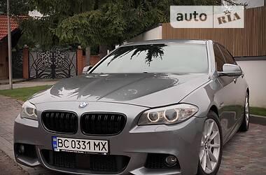 Седан BMW 520 2013 в Стрые