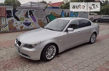 Седан BMW 520 2003 в Ужгороді